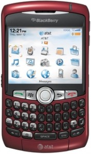 Ремонт Blackberry 8320