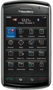 Ремонт Blackberry 9530 Storm