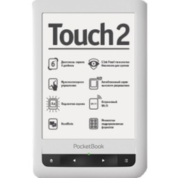 Ремонт Pocketbook Touch 2 623