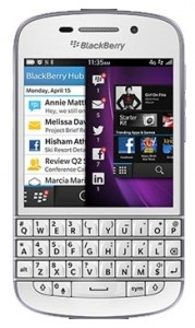 Ремонт BlackBerry Q10
